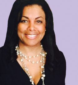 Sherry Griffin, Houston-Cypress Chapter President